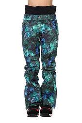 Штаны сноубордические женские Roxy Torah Bright Refined Pant Ocean Depths