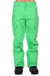 Штаны сноубордические Quiksilver Porter Ins Pnt Poison Green