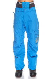Штаны сноубордические Quiksilver Planner Ins Pnt Brillant Blue