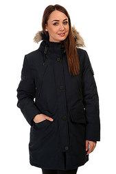 Куртка парка женская Penfield Hoosac Ff Hooded Down Mountain Parka Navy