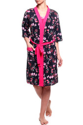 Комплект: халат и сорочка El Fa Mei