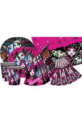 Набор для праздника 24 пр. Monster High