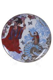 Тарелка декоративная, 18,5 см Polystar