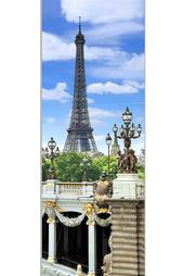 Фотообои Париж 100x280 Chernilla