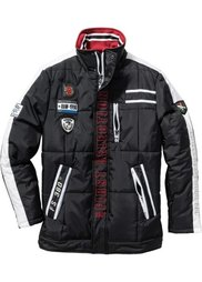 Куртка для активного отдыха Regular Fit (синий) Bonprix