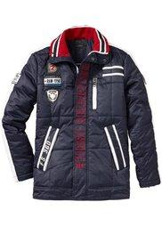 Куртка для активного отдыха Regular Fit (черный) Bonprix