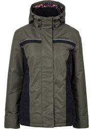 Функциональная куртка для активного отдыха (черный) Bonprix