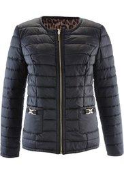 Двухсторонняя куртка (натуральный камень/леопардовый) Bonprix