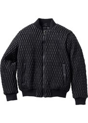 Стеганая куртка Regular Fit (темно-красный) Bonprix