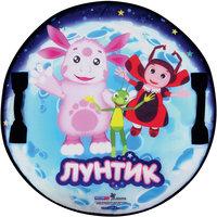 "Ледянка круглая ""Лунтик"", 63 см,  JOHN"