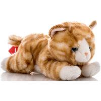 Мягкая игрушка Котенок рыжий, 28 см, AURORA