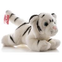 Мягкая игрушка Тигр белый, 28 см, AURORA