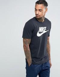 Черная футболка Nike Futura 696707-015 - Черный