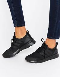 Черные кроссовки adidas Originals Zx Flux Adv - Черная основа