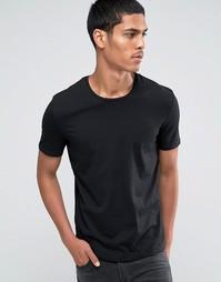 Celio Crew Neck T-shirt - Noir