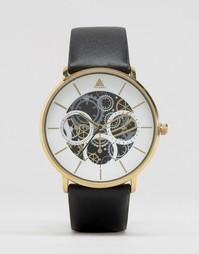Часы с открытым механизмом ASOS - Черный