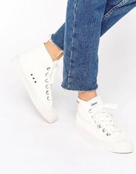 Белые классические кроссовки Novesta Star - Белый