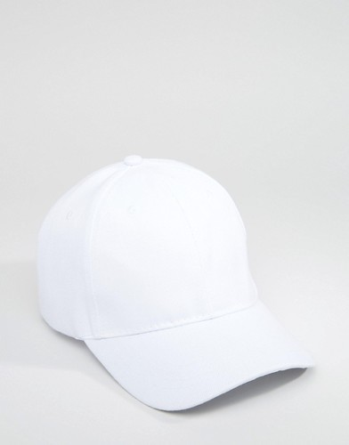 Белая бейсболка Gregorys - Белый