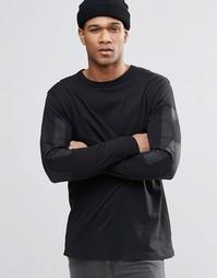 G-Star Vach RAW Tonal Logo T-Shirt - Dk black