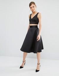 Пышная юбка Coast Coro - Черный