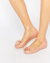 Туфли на плоской подошве Melissa Utragirl - Blush