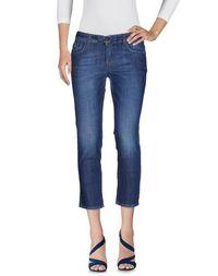 Джинсовые брюки-капри SEE BY ChloÉ