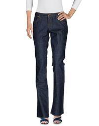 Джинсовые брюки-капри Siviglia