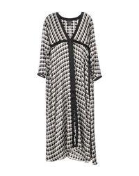 Длинное платье Thomas Wylde