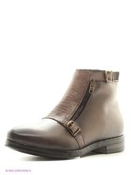 Коричневые Ботинки Mascotte