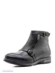 Черные Ботинки Mascotte