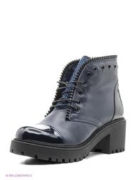Синие Ботинки Roccol