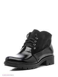 Черные Ботинки Valley