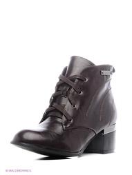 Коричневые Ботинки Betsy