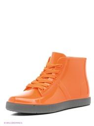 Оранжевые Ботинки KEDDO