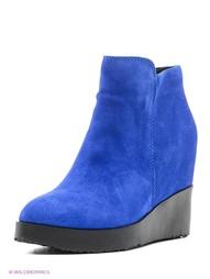 Синие Ботинки Betsy