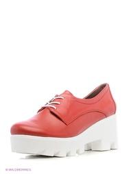 Красные Ботинки Walrus