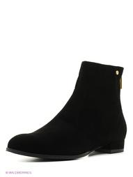 Черные Ботинки Conhpol