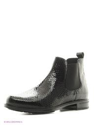 Черные Ботинки BERG