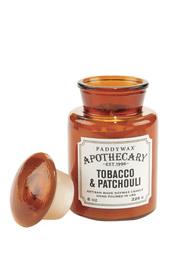 Ароматическая свеча Tobacco & Patchouli, 227гр Paddy Wax