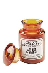 Ароматическая свеча Amber & Smoke, 227гр Paddy Wax