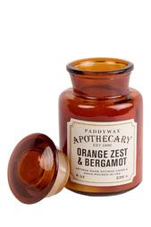 Ароматическая свеча Orange Zest & Bergamot, 227гр Paddy Wax