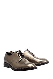 Ботинки из металлизированной кожи Wonder ASH