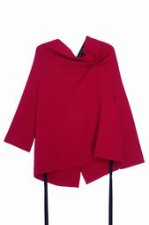 Шерстяная блузка Oscar Roland Mouret