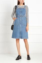 Платье из денима MiH Jeans