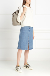 Юбка из денима MiH Jeans