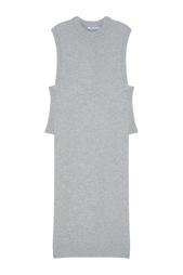 Платье из шерсти и кашемира T by Alexander Wang