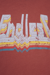 Хлопковая футболка Dewel Isabel Marant Etoile