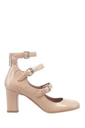 Туфли из лакированной кожи Ginger Tabitha Simmons
