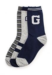 Комплект носков 3 пары. Gap