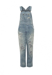 Комбинезон джинсовый Denim & Supply Ralph Lauren
